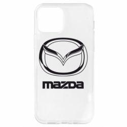 Чехол для iPhone 12 Pro Mazda Small