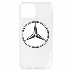 Чехол для iPhone 12 Pro Mercedes