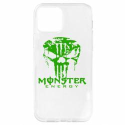 Чохол для iPhone 12 Pro Monster Energy Череп