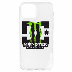 Чехол для iPhone 12 Pro Monster Energy DC