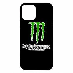 Чохол для iPhone 12 Pro Monster Energy Logo
