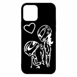 Чехол для iPhone 12 Pro MOTO LOVE
