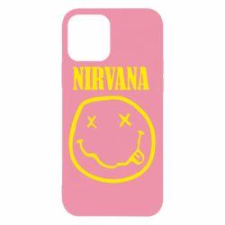 Чехол для iPhone 12 Pro Nirvana (Нирвана)