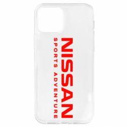 Чехол для iPhone 12 Pro Nissan Sport Adventure