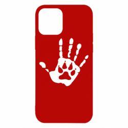 Чохол для iPhone 12 Pro Рука вовка