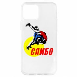 Чохол для iPhone 12 Pro Sambo
