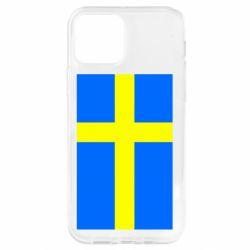 Чехол для iPhone 12 Pro Швеция