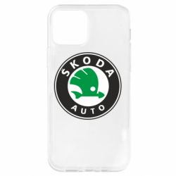 Чехол для iPhone 12 Pro Skoda Small