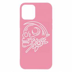Чохол для iPhone 12 Pro Skull with scythe