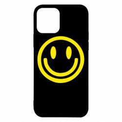 Чехол для iPhone 12 Pro Смайлик
