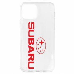 Чохол для iPhone 12 Pro Subaru