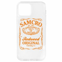 Чохол для iPhone 12 Pro Сини Анархії Samcro