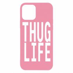 Чохол для iPhone 12 Pro thug life
