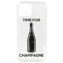 Чохол для iPhone 12 Pro Time for champagne