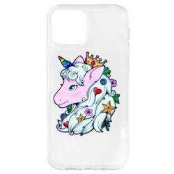Чохол для iPhone 12 Pro Unicorn Princess