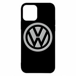 Чехол для iPhone 12 Pro Volkswagen Logo