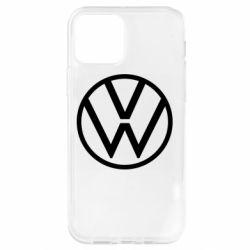 Чохол для iPhone 12 Pro Volkswagen new logo