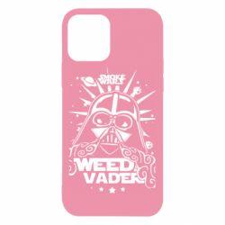 Чехол для iPhone 12 Pro Weed Vader