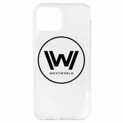 Чохол для iPhone 12 Pro Wild West World logo