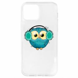 Чохол для iPhone 12 Pro Winter owl