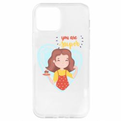 Чохол для iPhone 12 Pro You are super girl