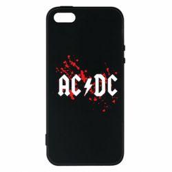 Чохол для iPhone 5S ACDC