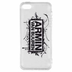 Чехол для iPhone 5S Armin Van Buuren