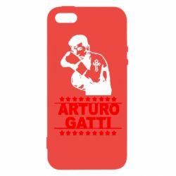 Чохол для iPhone 5S Arturo Gatti