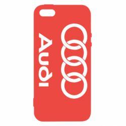Чехол для iPhone 5S Audi