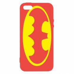 Чехол для iPhone 5S Batman