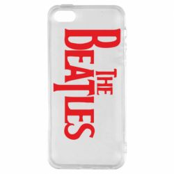 Чохол для iPhone 5S Beatles