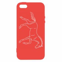 Чохол для iPhone 5S Beautiful horse