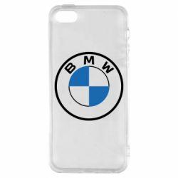 Чохол для iPhone 5S BMW logo 2020