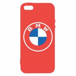 Чохол для iPhone 5S BMW logotype 2020