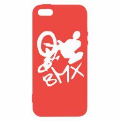Чехол для iPhone 5S BMX