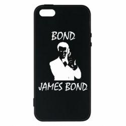 Чохол для iPhone 5S Bond  James Bond