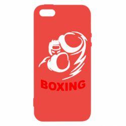 Чохол для iPhone 5S Boxing