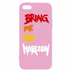 Чехол для iPhone 5S Bring me the horizon