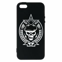 Чохол для iPhone 5S CALL OF DUTY SPECIAL LOGO