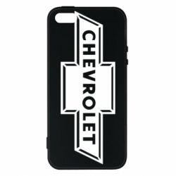 Чехол для iPhone 5S Chevrolet Logo Small