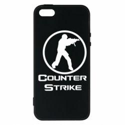 Чехол для iPhone 5S Counter Strike