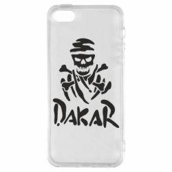 Чехол для iPhone 5S DAKAR LOGO