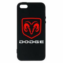 Чехол для iPhone 5S DODGE