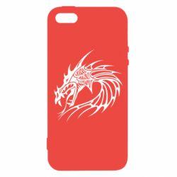 Чехол для iPhone 5S Dragon