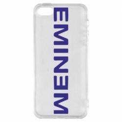 Чохол для iPhone 5S Eminem