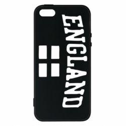 Чохол для iPhone 5S England