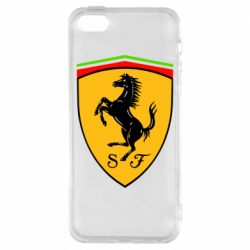 Чехол для iPhone 5S Ferrari