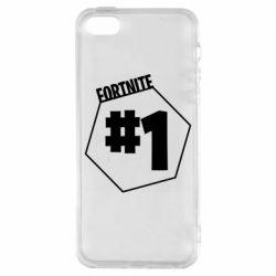 Чохол для iPhone 5S Fortnight number 1