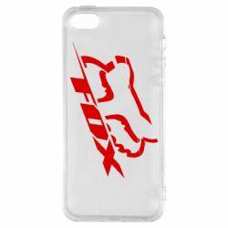 Чохол для iPhone 5S FOX Racing
