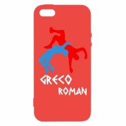 Чохол для iPhone 5S Греко-римська боротьба